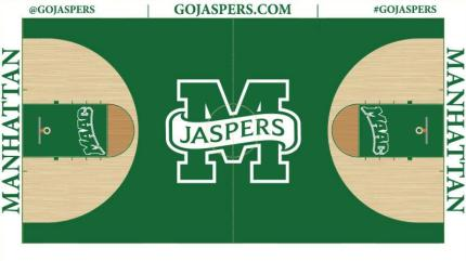 The Jaspers Basketball team will get a new paint job this summer. Courtesy/Noah LeFevre