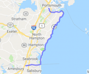 New Hampshire Motorcycle Roads