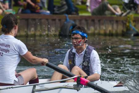 Cox at Lent Bumps