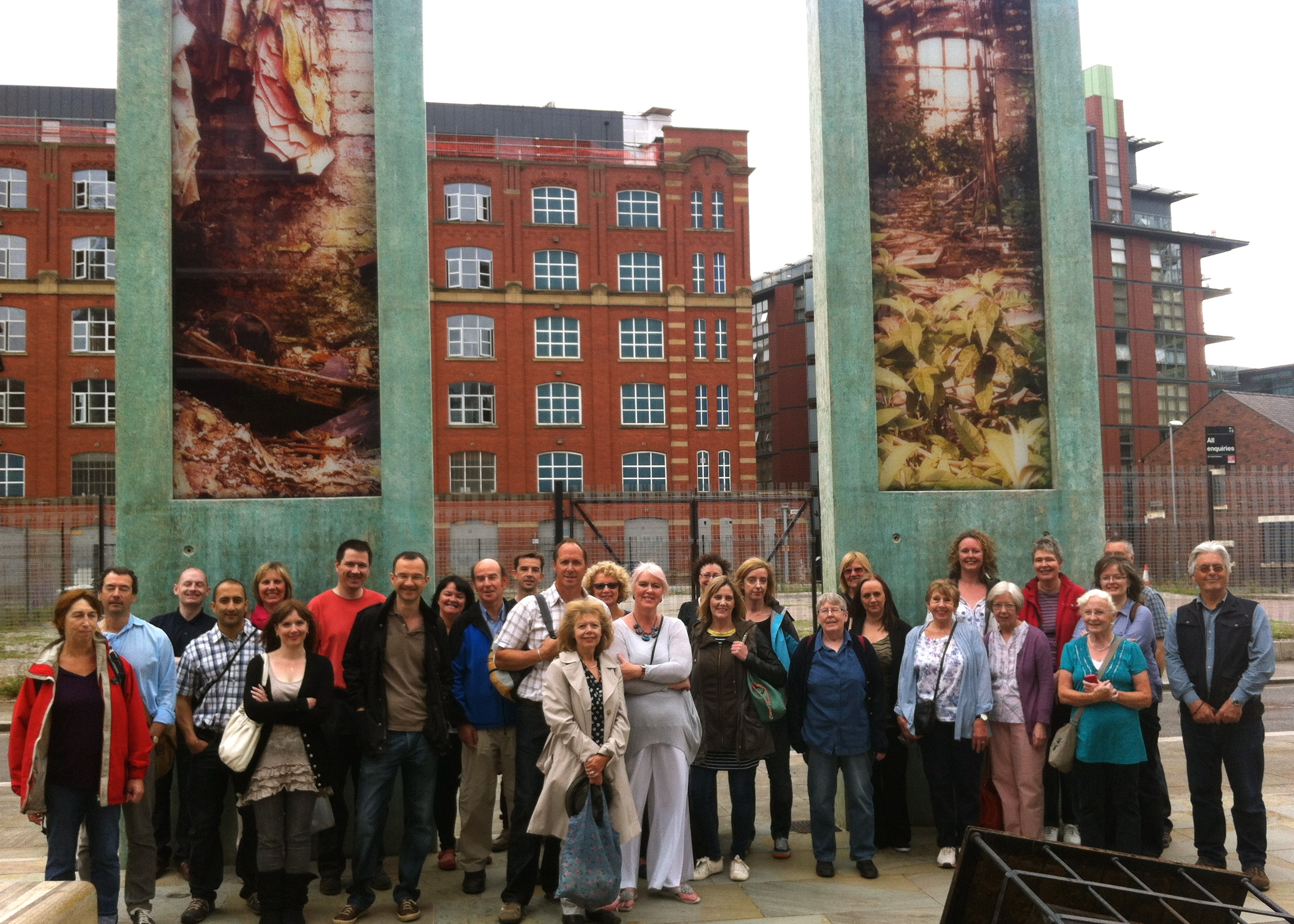 Manchester Guided Walks And Tours