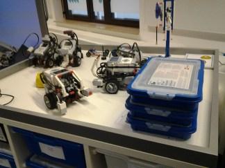 Fworkshop Robots