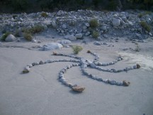 Hiker Art