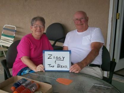 Ziggy & the Bear
