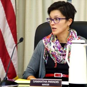 Image of Female Mayor