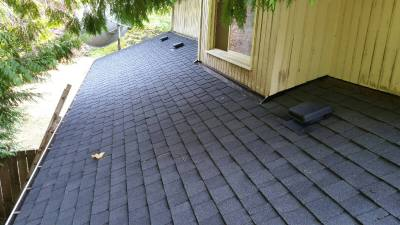 CertainTeed Landmark TL in Moire Black