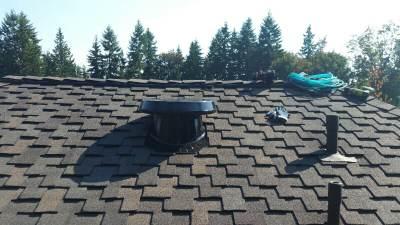 Solar Fan for maximum venting