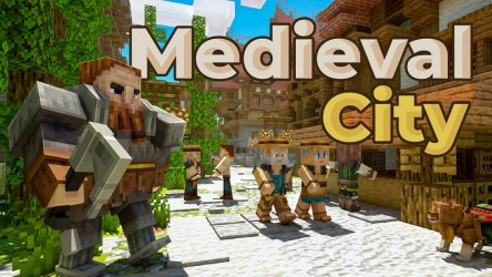 Medieval City by BBB Studios MCStore