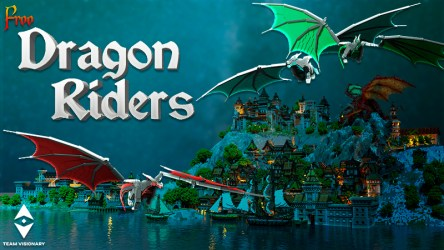 Free Dragon Riders by Team Visionary MCStore