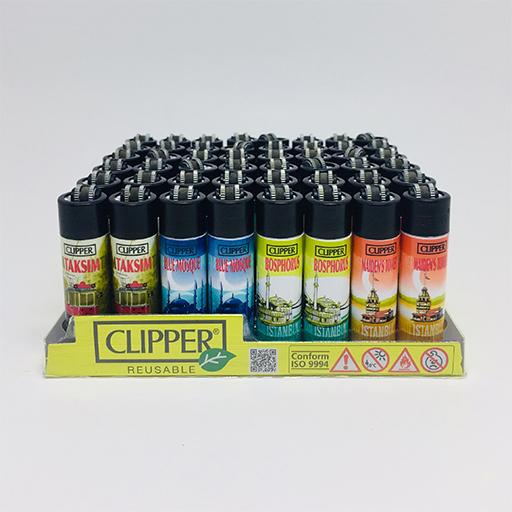 Clipper Pocket Çakmak