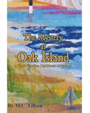 Cover for The Mystery at Oak Island