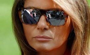 Melania Trump Kneecaps Top Bolton Aide
