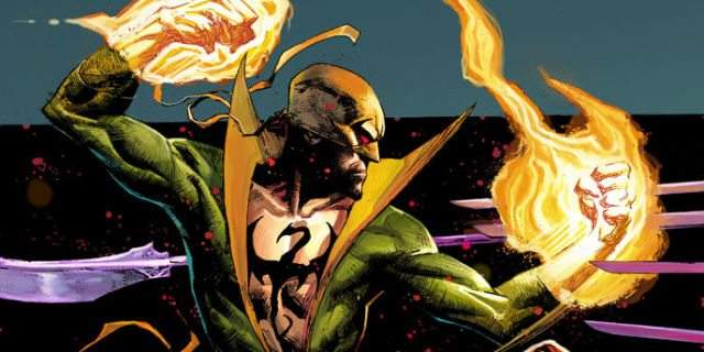 SDCC: 'Iron Fist' Season 2 Scene Descriptions Confirm The Iconic Yellow Mask