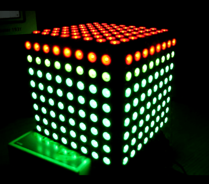 Building a Kinetis Lava LED Light Cube  DZone IoT