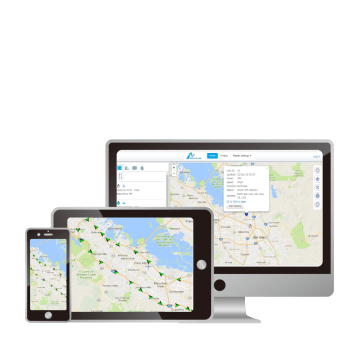 GPS Fleet Management System