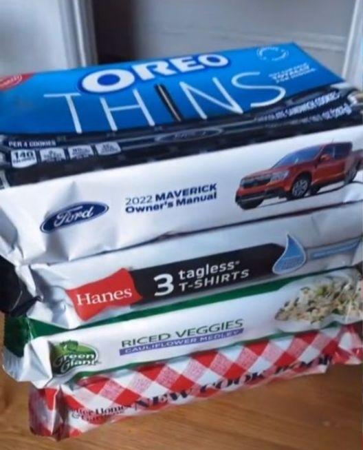 Oreo Cookie Thins Protection Program