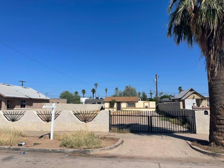 1442 E Garfield St, Phoenix AZ 85006 wholesale property listing for sale