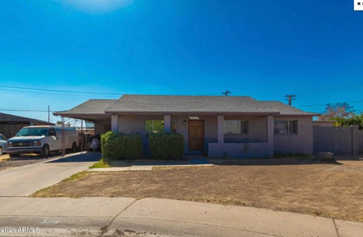 3414 W Cholla St, Phoenix AZ 85029 wholesale property listings for sale