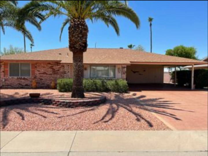 13227 W Desert Glen Dr, Sun City AZ 85375 wholesale property listing for sale