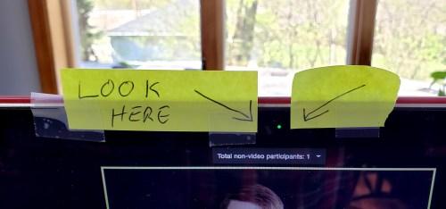 computer webcam macbook laptop