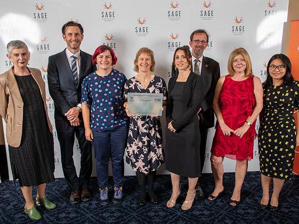Cohort 3 Athena SWAN Bronze awardees University of Adelaide.