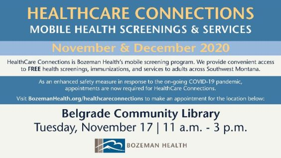 November 17 Healthcare Connections