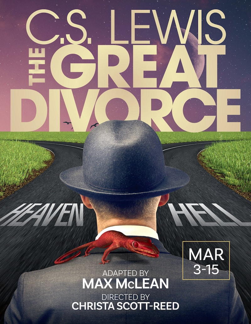 C.S. Lewis, The Great Divorce, March 3-15