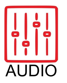Logo Audiomixer