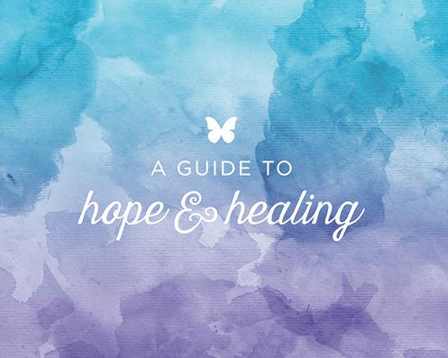 Guide to Hope & Healing logo