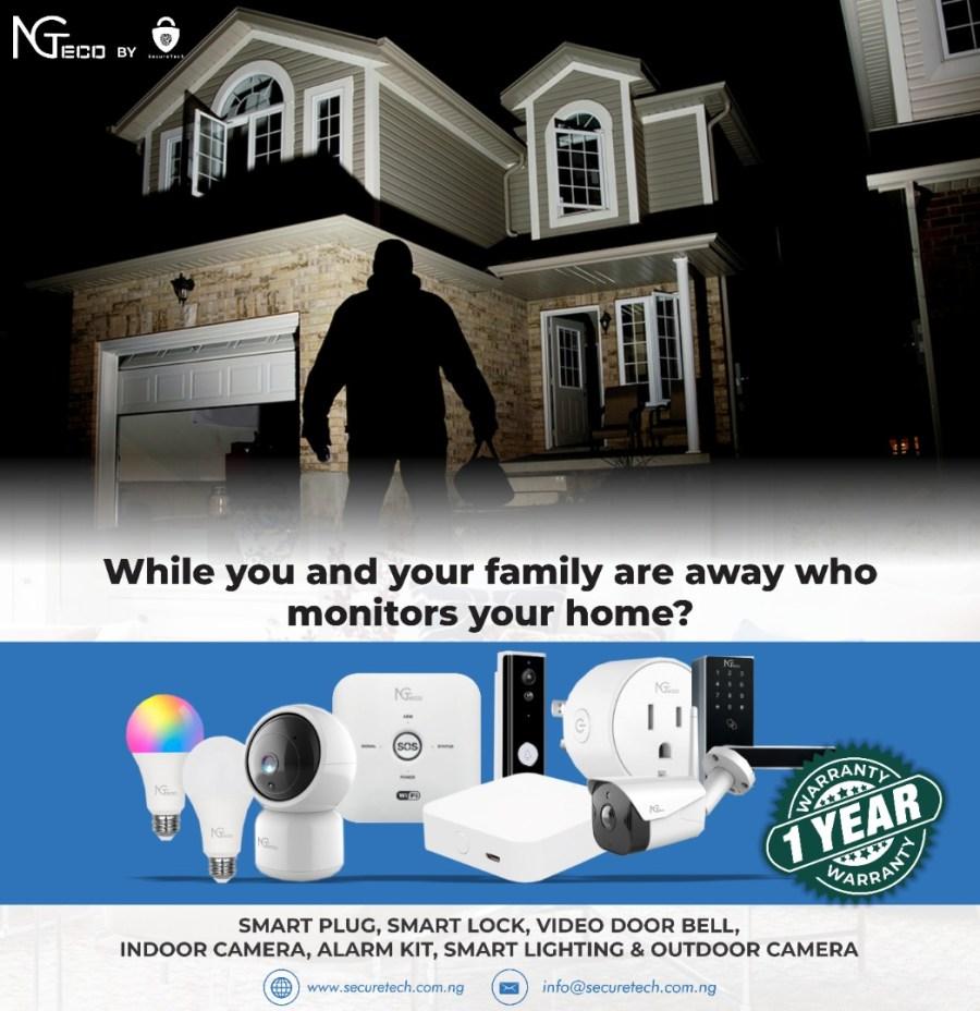 smart home automation safety kit