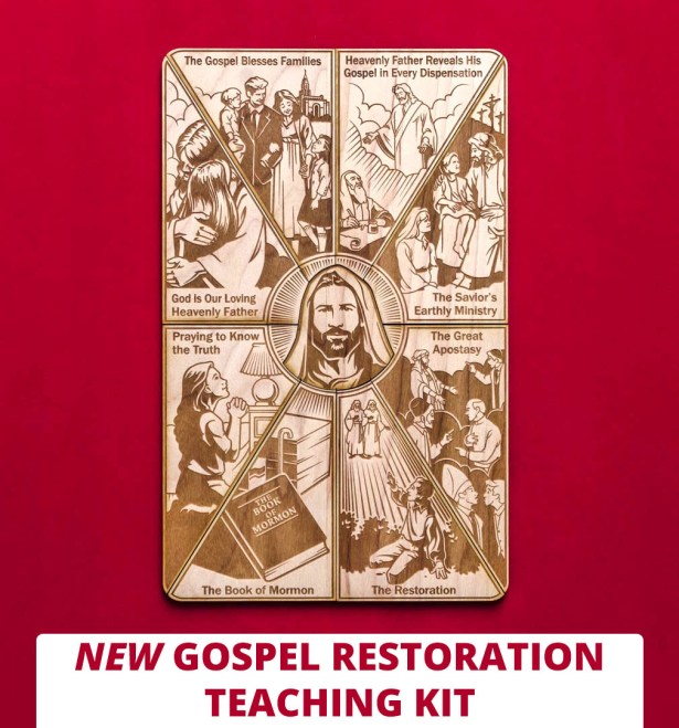 Gospel Restoration Teaching Kit
