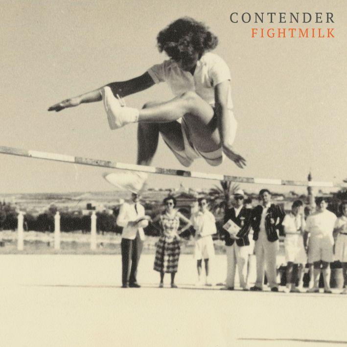 FIGHTMILK Contender cover artwork