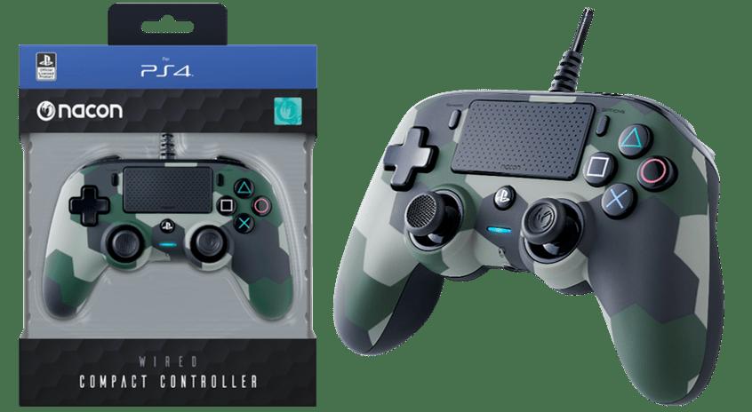 Nacon,PS4, Nacon – Nuovi prodotti con licenza Sony