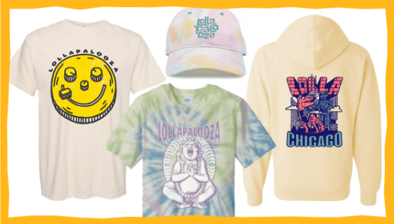 Check Out Our Merch Items!