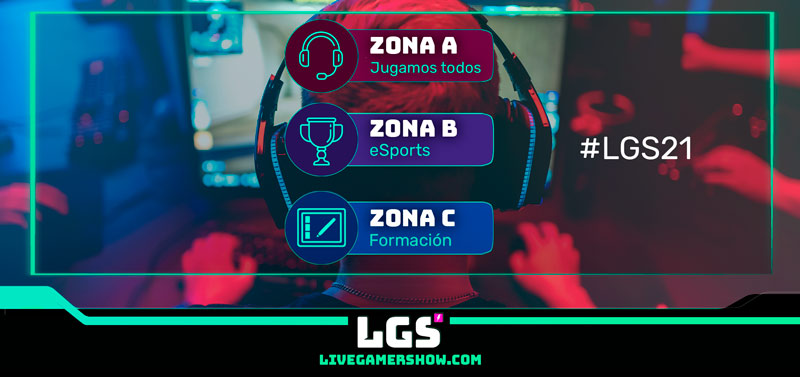 Zonas Live Gamers Show