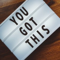 you got this - confidence