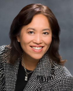 Executive recruiter Sharon Mah-Gin