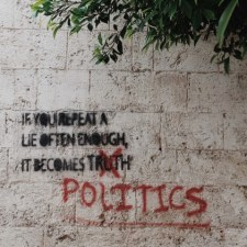politics are taboo topics