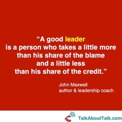 leadership quote John Maxwell