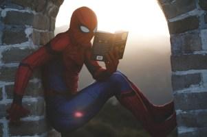 spiderman storytelling