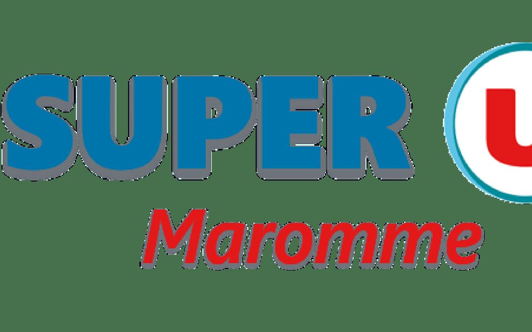 [Nouveau Partenaire] SUPER U Maromme