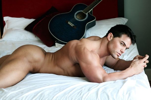 Jed Hill fotografiado por Michael A. Downs