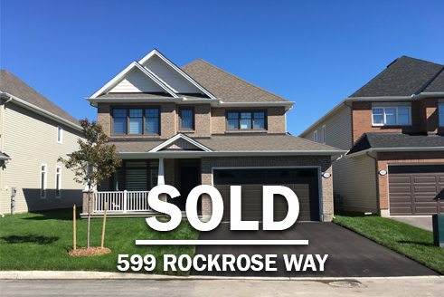 599 Rockrose Way our listings