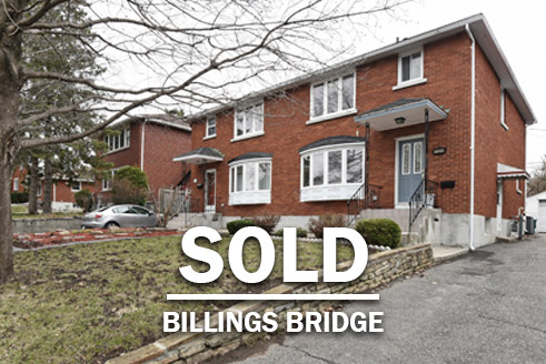 1124 Aldea Avenue - sold red brick townhouse