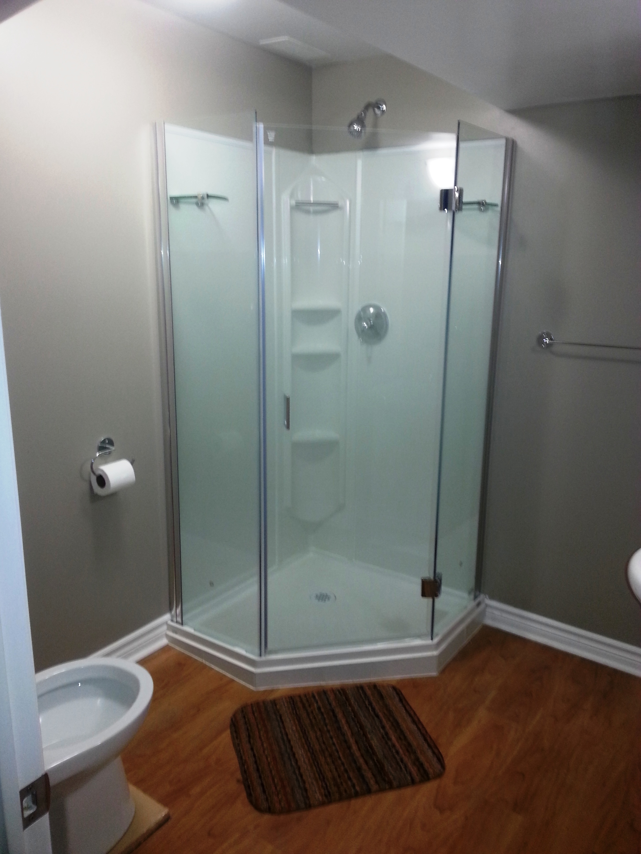 1125 Aldea Avenue basement bathroom shower