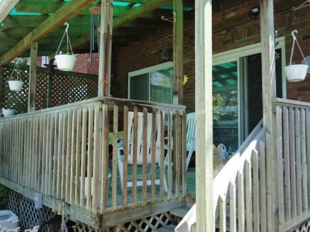 1125 Aldea Avenue back deck