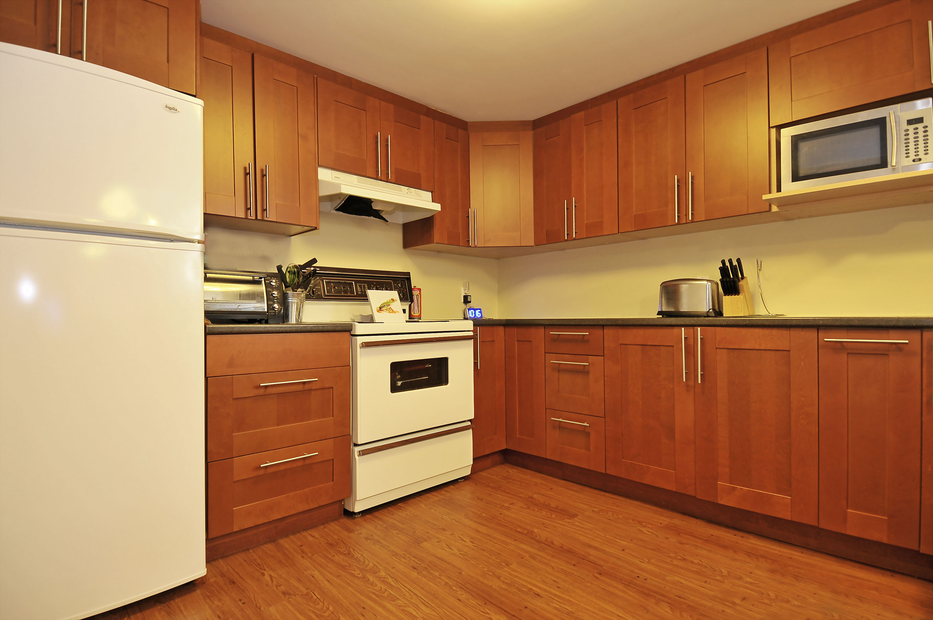 3-1127 Richard Avenue basement kitchen