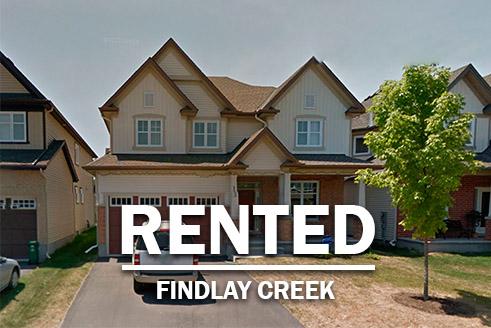 133 bufflehead findlay creek Home Page Sold