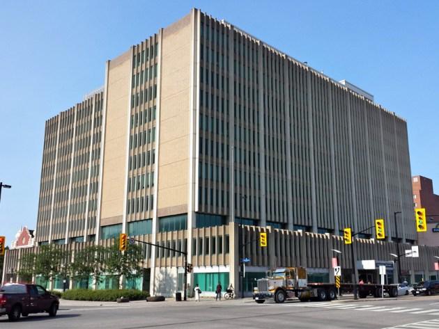 Constitution Building Ottawa photo