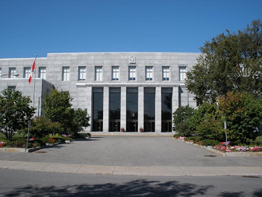 national printing bureau building