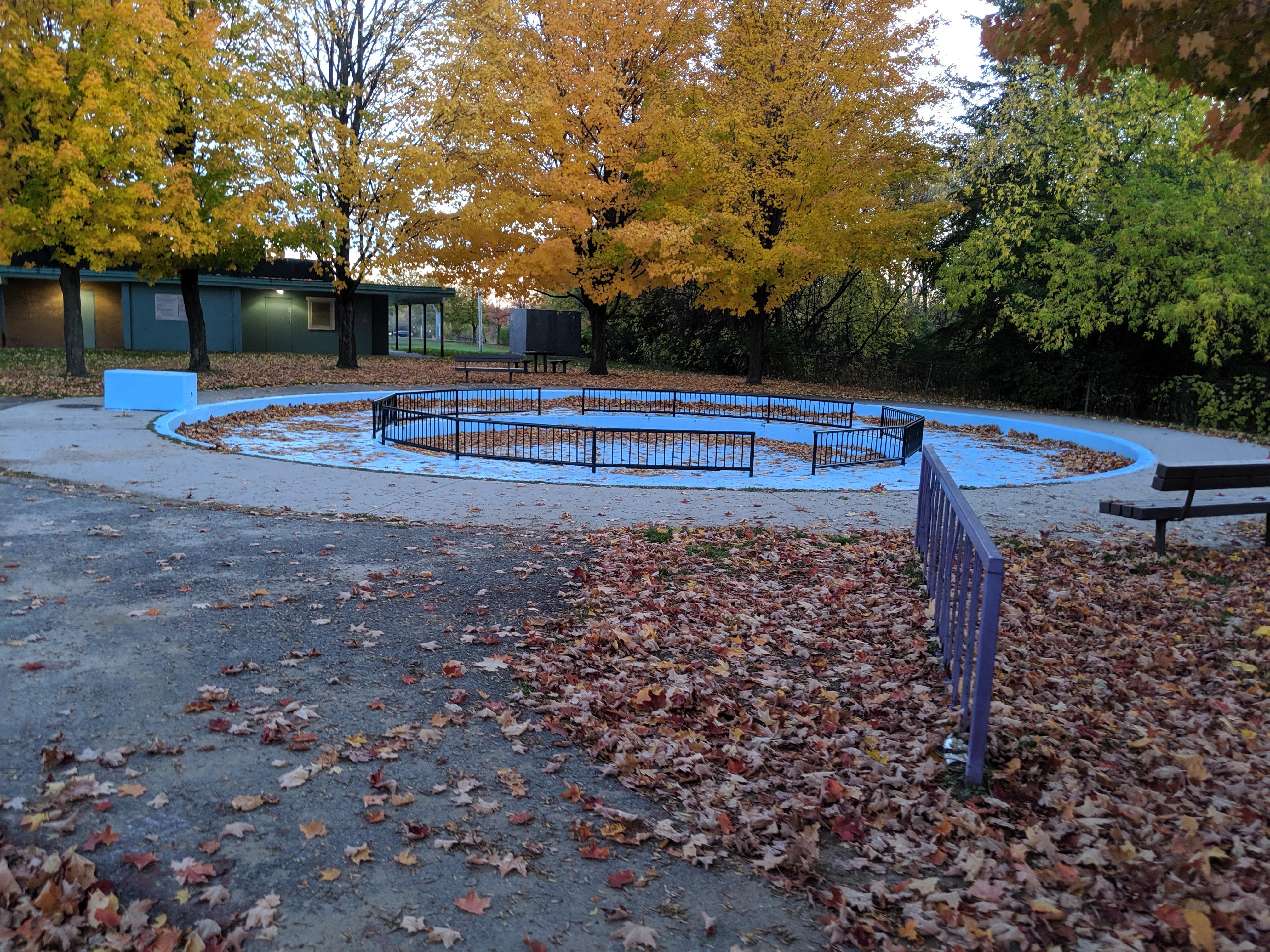 heron park wading pool